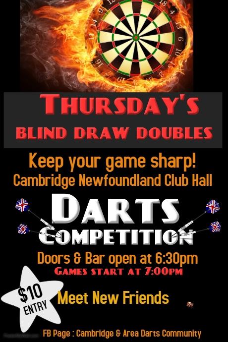 Local Tournaments   Smurf Darts